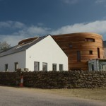 2nd April – Scaffolding removed from Cedar – it's all starting to come together now!