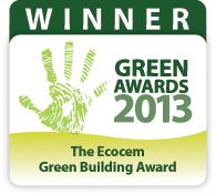 Ecocem Green Building Award